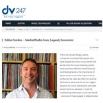 dv 247 - The Music Magazine feature article